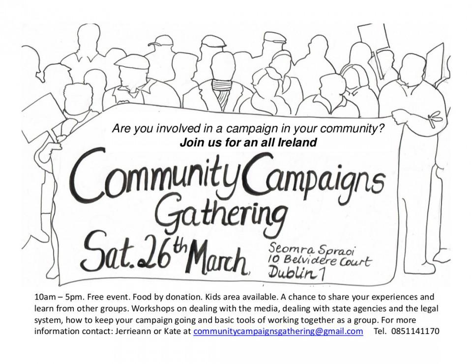 communitycampaignsgathering